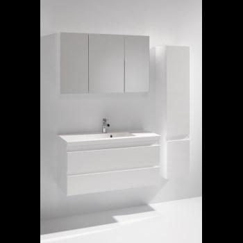 meuble soft 100 armoire de toilette carsana. Black Bedroom Furniture Sets. Home Design Ideas